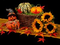 holiday dark decoration halloween