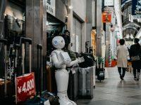 Robot 4k free wallpapers